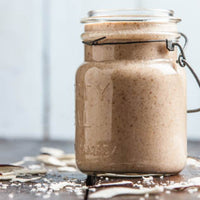 Triple Threat Coconut Smoothie