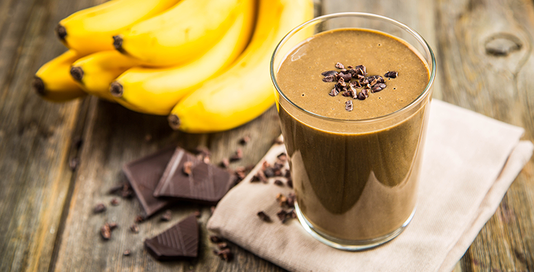 Maca Chocolate Smoothie