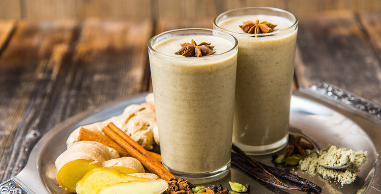 Spicy Chai Smoothie