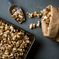 Chocolate Spicy Popcorn