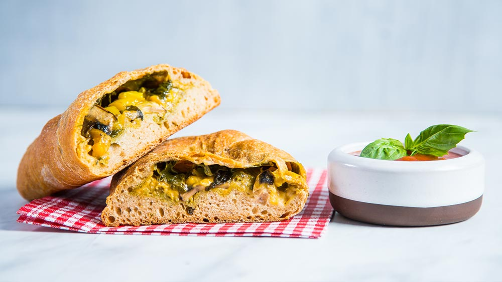 Lunchbox Calzones