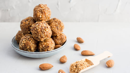 Quick + Easy Protein Bites