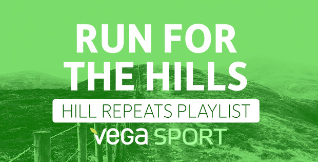 Run for the Hills: Hill Repeats Run Playlist