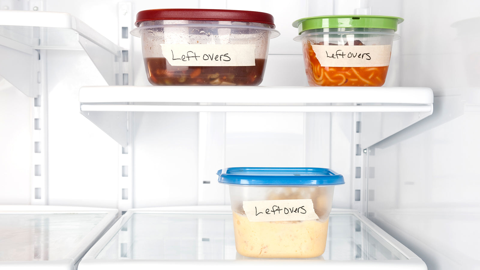 6 Food Safety Tips for Leftovers