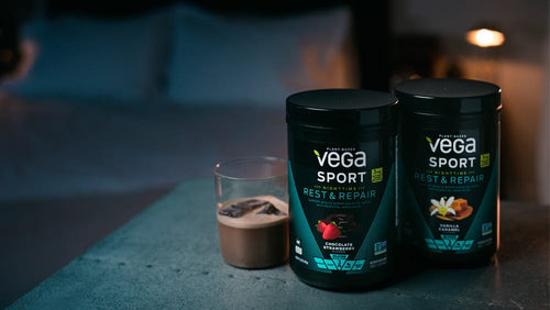 Meet Vega Sport® Nighttime Rest & Repair