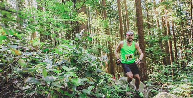 Real Men Eat Plants: Trail Running Intro