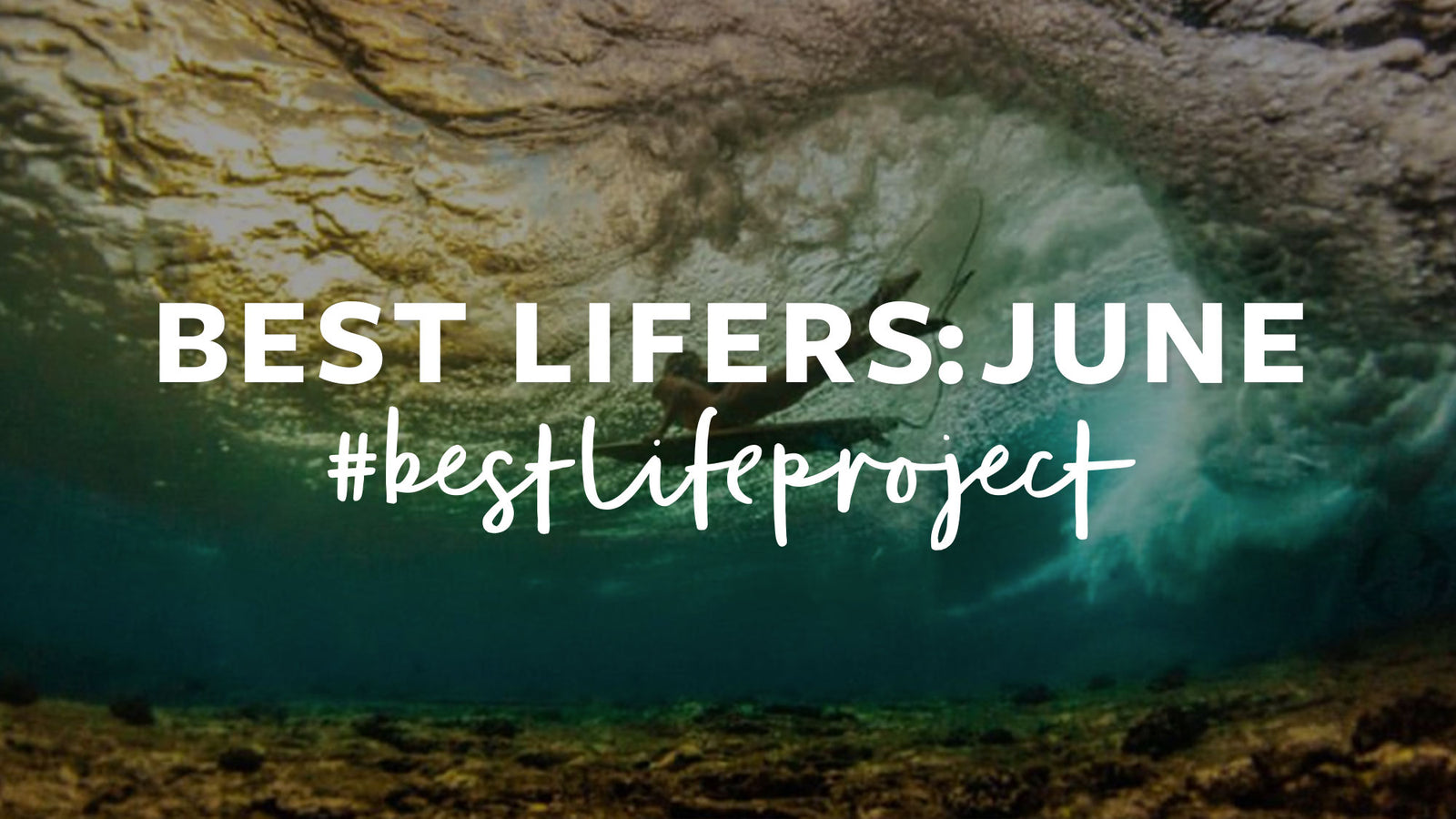 Best Lifers: June 2016