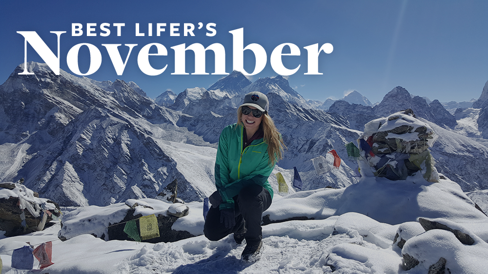 Best Lifers: November 2016