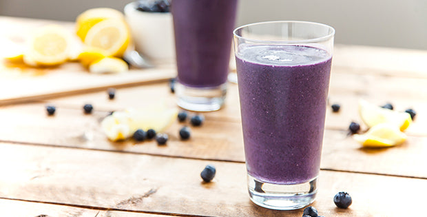 Blueberry Lemon Smoothie