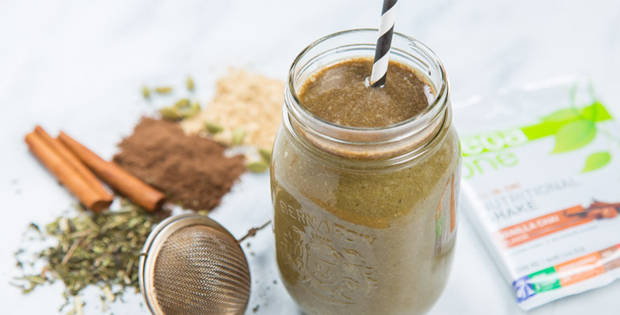 Chai Green Tea Smoothie