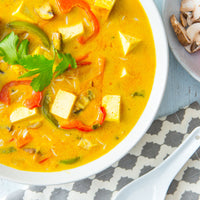 Coconut Curry Soup