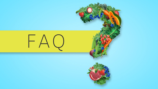 #AskVega FAQ: Are your ingredients organic?