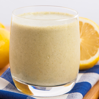 "Lemon ""Meringue"" Pie Smoothie"
