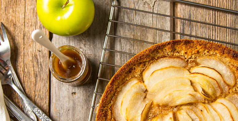Gluten-free Caramel Apple Pie Recipe