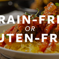 Recipes, Substitutions, and Why You Might Want to Try a Gluten and Grain Free Diet