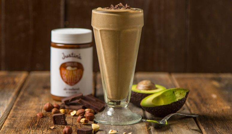 Chocolate Hazelnut Smoothie