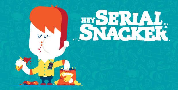 Are you a Serial Snacker?