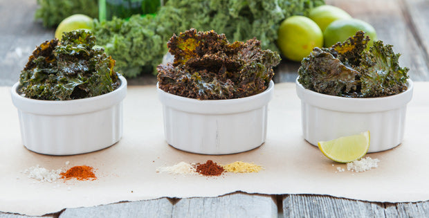 3 Best Kale Chip Recipes