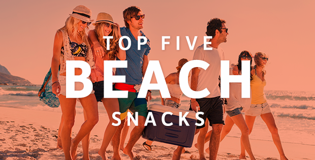 So Much More Than Salads: Top 5 Foods To Bring to the Beach