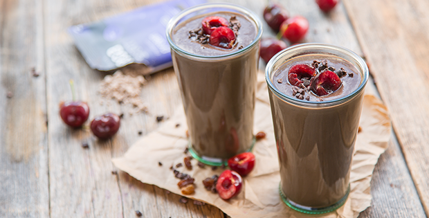 Black Forest Chocolate Smoothie