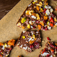 Maca Chocolate Bark