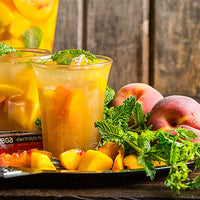 Peach & Mango Sangria Recipe