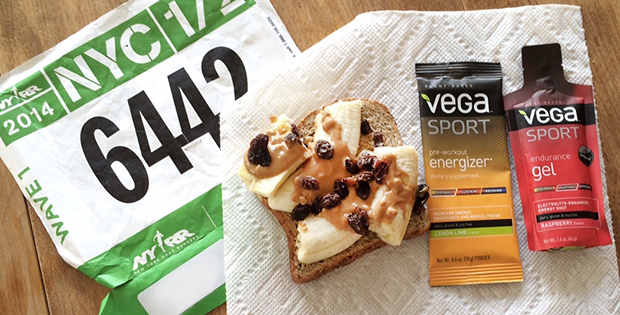 The Endurance Dietitian: Race Day Hotel Room Breakfasts