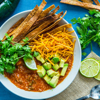 Mexican Quinoa Soup