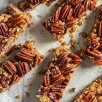 Pecan Pie Granola Bars