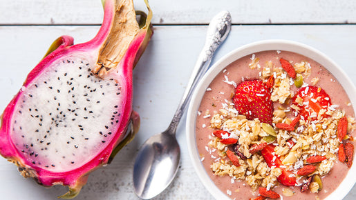 How to Make a Smoothie Bowl with 5 Top Smoothie Bowl Recipes
