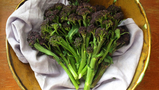 Top 6 Farmers Market Vegetables