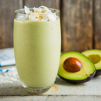 Coconut Avocado Smoothie