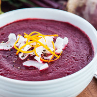 Beet Apple Soup