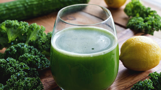 Mighty King Chlorophyll Juice