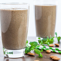 Refreshing Chocolate Mint Smoothie