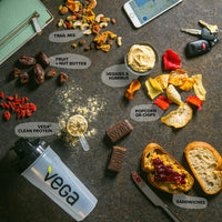 Top 11 Vegan Travel Snacks