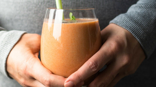 Cold Brew Vitamin C Smoothie