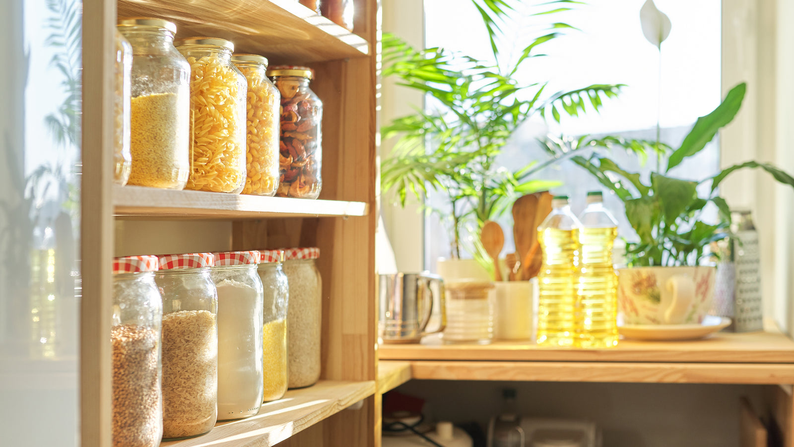10 Must-Have Pantry Staples