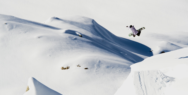 Vision and Inspiration in Snowboarding