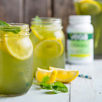 Refreshing Matcha Green Tea Lemonade