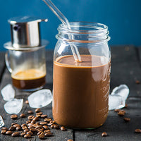 Cold Brewed Mocha Protein Shake