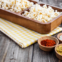 Nutritional Yeast Popcorn
