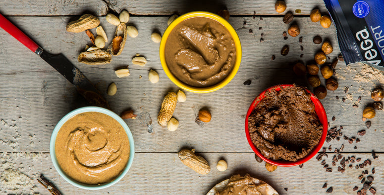 High Protein Nut Butter Recipes