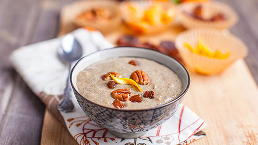 Vanilla Chai Breakfast Chia Pudding