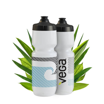 Vega® Purist Bottle (Clear)