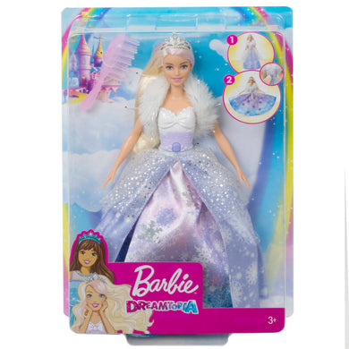 Barbie dreamtopia Prinsessa