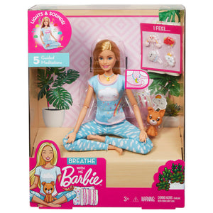 Barbie Wellness Meditation