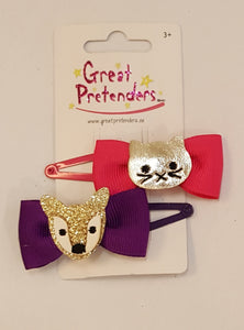Great Pretenders | Forest friendly pinnit