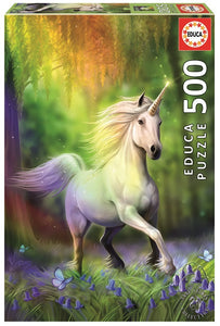 Educa Palapeli Chasing the Rainbow, 500 palaa | Anne Stokes Collection