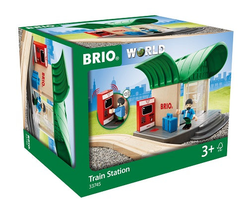 BRIO World Juna-asema